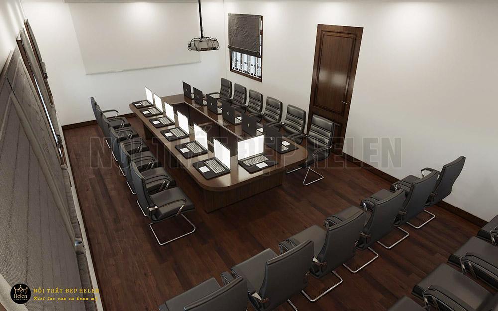 mẫu bàn họp đẹp