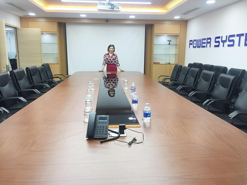 bàn họp cao cấp